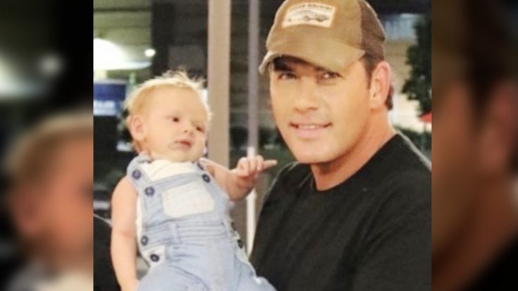 Rodney Atkins Says Newborn Son Scout 'Stopped Breathing,' Is 'Fine' Now   Classic Country Music Videos