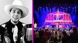 Sam Williams, Grandson Of Hank Sr. & Son Of Hank Jr., Earns Standing Ovation At Opry Debut