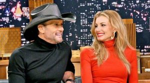 Tim McGraw & Faith Hill Honor 23rd Anniversary With Notes To Each Other On Instagram