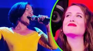 German 'Voice' Coaches Hesitate To Turn When Singer Misses Note In 'How Do I Live'