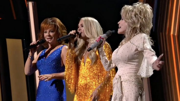 CMA Awards Show Opening Number Pays Tribute To Women Of Country