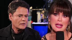 Donny & Marie Look Back On Their Final Show Together