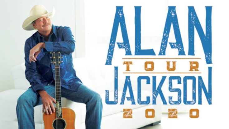 Alan Jackson Announces 2020 Tour – Including 1st Nashville Show In 3 Years | Classic Country Music Videos