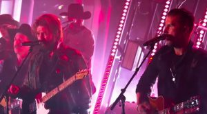 Brooks & Dunn & Brothers Osborne Sing Updated Version Of 'Hard Workin' Man' At CMA Awards