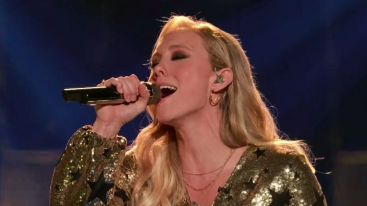 "Team Blake's Cali Wilson Sings Fleetwood Mac's ""The Chain"" For ""Voice"" Instant Save, Is Eliminated 
