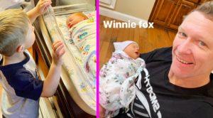 Craig Morgan Is A Grandpa…Again – Introducing His Granddaughter, Winnie