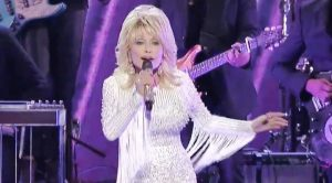 Dolly Parton Joined By for KING & COUNTRY And Zach Williams For Gospel Medley At CMAs