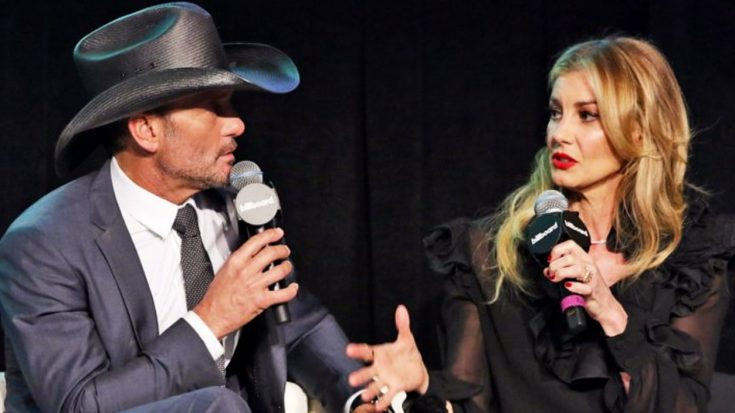 In New Book, Tim McGraw Recalls Ultimatum Faith Hill Gave Over 10 Years Ago: 'Partying Or Family, Take Your Pick' | Classic Country Music Videos