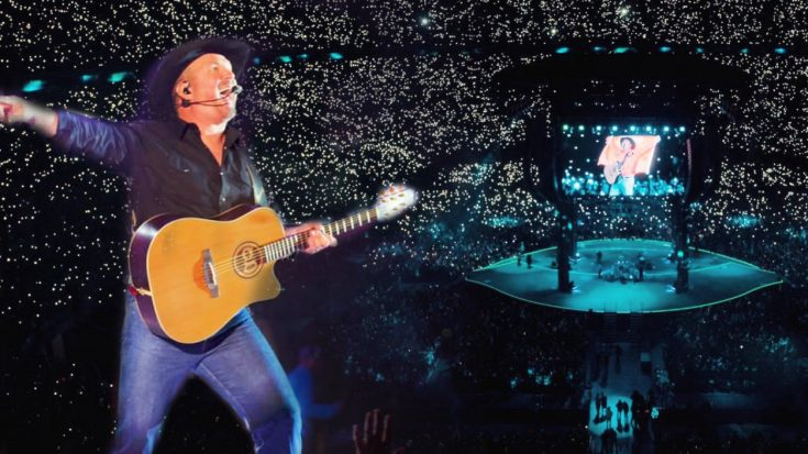 Garth Brooks Breaks Record For Concert Attendance In Tennessee | Classic Country Music Videos