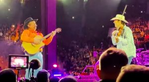 Garth Brooks Sings 'Rocky Top' For 84,000+ Fans At University Of Tennessee's Neyland Stadium