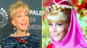 'I Dream Of Jeannie' Actress Barbara Eden Photographed At 88