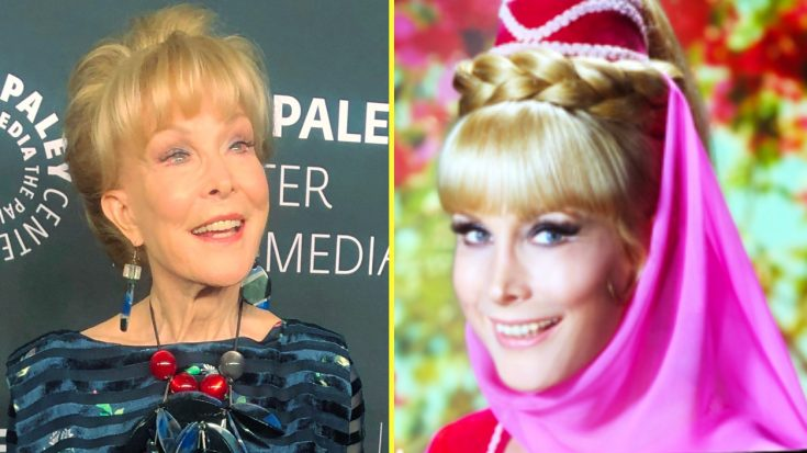 'I Dream Of Jeannie' Actress Barbara Eden Photographed At 88 | Classic Country Music Videos