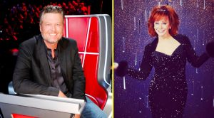 Blake Says He Wasn't First Choice For The Voice's Country Coach – Reba Was