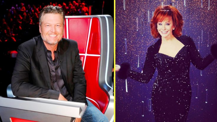 Blake Says He Wasn't First Choice For The Voice's Country Coach – Reba Was | Classic Country Music Videos