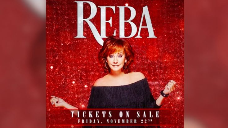 Reba McEntire Announces 2020 Tour – 12 Dates Planned So Far | Classic Country Music Videos