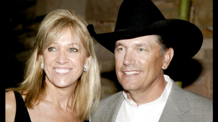 "George Strait & Wife Of 49 Years Say They've Been ""Blessed"" With Love 