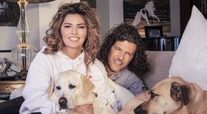 Shania Twains Posts Photo With Husband On Instagram