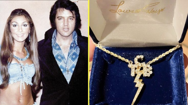 Elvis Presley's Ex, Linda Thompson, Gifts Her Son With Elvis' Gold Necklace | Classic Country Music Videos