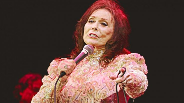 "Loretta Lynn Shares Thoughts On Current State Of Country Music – ""I Think It's Dead"""