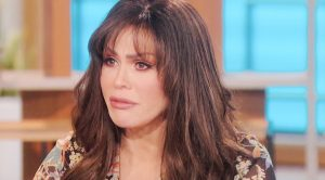 Marie Osmond Cries During Kobe Bryant Tribute On 'The Talk'