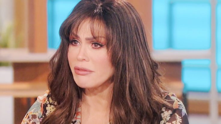 Marie Osmond Cries During Kobe Bryant Tribute On 'The Talk' | Classic Country Music Videos