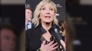"Olivia Newton-John Says She's ""Winning Over It Well"" Amid 3rd Cancer Battle"