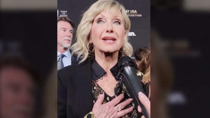 """Olivia Newton-John Says She's """"Winning Over It Well"""" Amid 3rd Cancer Battle 