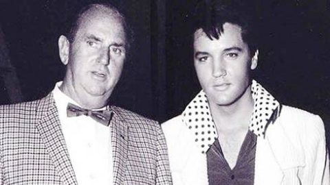 For The First Time Ever, Priscilla Presley Shares The Ultimatum Elvis' Manager Gave Them