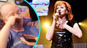 Reba McEntire Calls Fan Battling Terminal Cancer