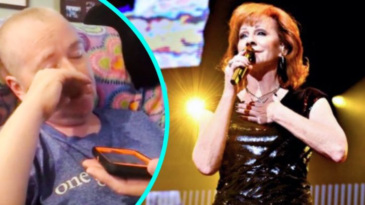 Reba McEntire Calls Fan Battling Terminal Cancer | Classic Country Music Videos