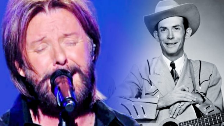 "Ronnie Dunn Shares Cover Of Hank Williams' ""I Can't Help It (If I'm Still In Love With You)"""
