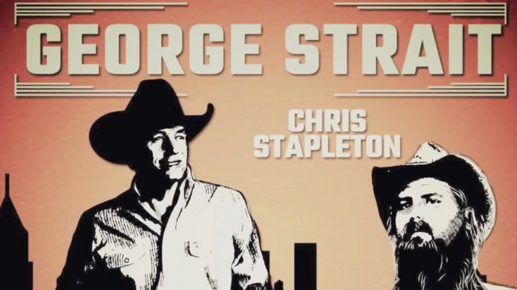 George Strait Announces Stadium Show With Chris Stapleton, Little Big Town & More | Classic Country Music Videos