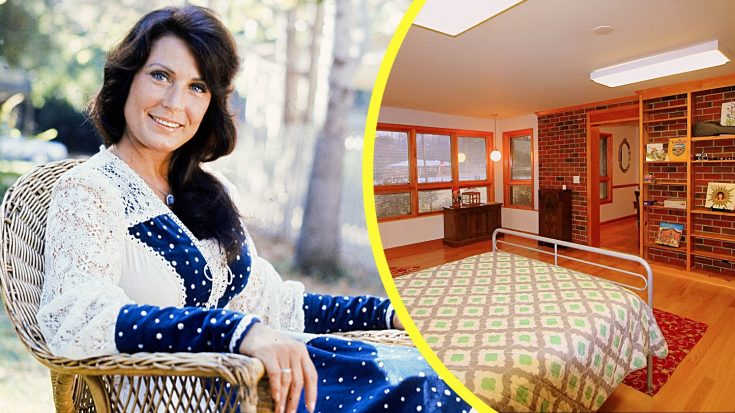 For Sale: Loretta Lynn's Very 1st Nashville Home | Classic Country Music Videos