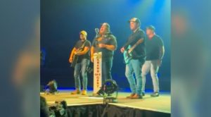 "Luke Combs & Band Sing ""Man Of Constant Sorrow"" From ""O Brother, Where Art Thou?"""