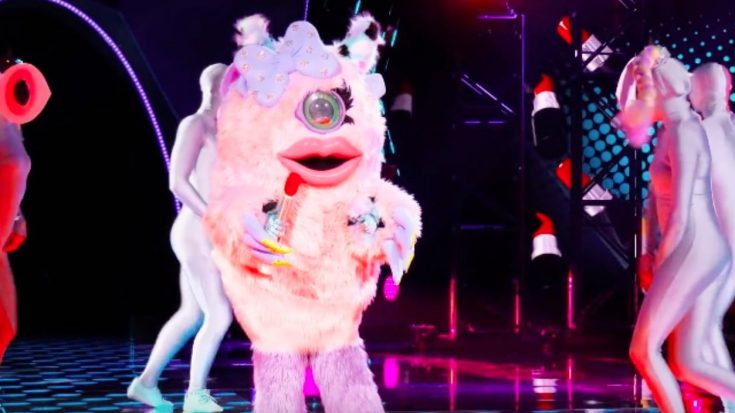 "Miss Monster Sings ""Fancy"" On ""Masked Singer"" – Judges Guess She's Priscilla Presley Or Celine Dion"