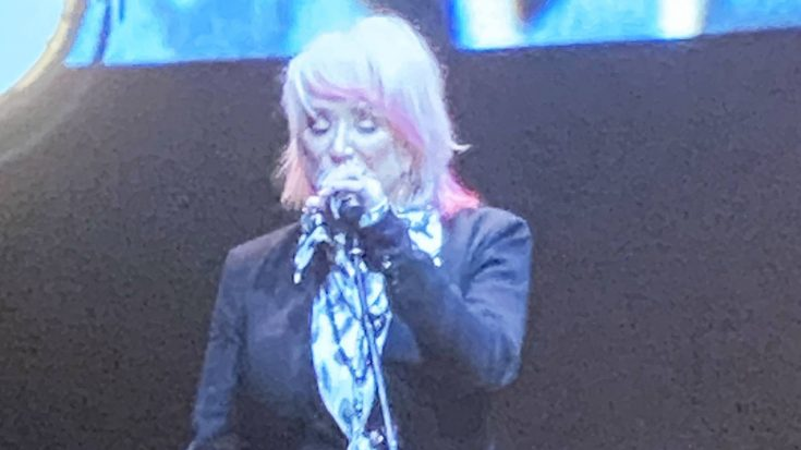 Tanya Tucker Honors George Jones With 'The Grand Tour' At 'All For The Hall' Benefit'