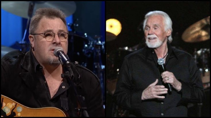 Vince Gill Fights Tears As He Honors Kenny Rogers At Opry With 'Sweet Music Man' Cover | Classic Country Music Videos
