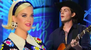 """Idol"" Hopeful Sings ""Make You Feel My Love,"" Katy Perry Calls Him ""Country Post Malone"""