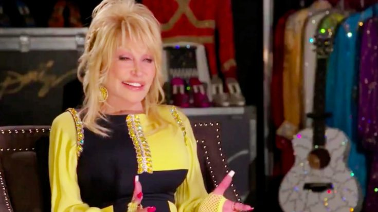 "Dolly Parton Wants To Pose For ""Playboy"" Again When She Turns 75 