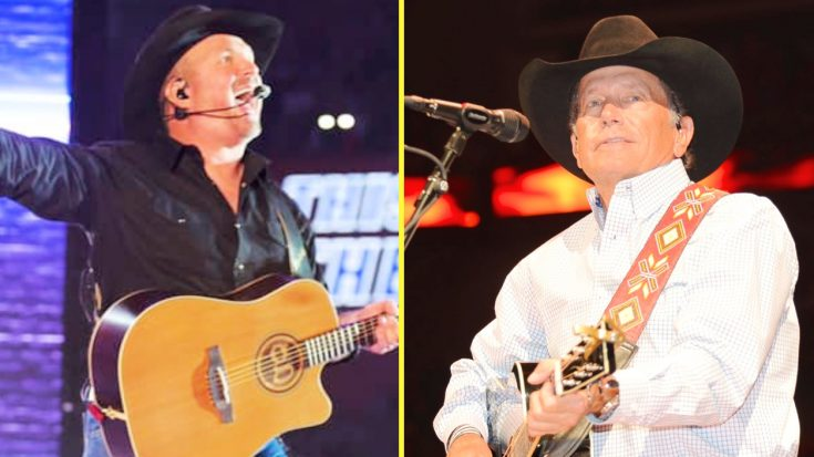 """Garth Brooks' """"Much Too Young"""" Was Intended For George Strait"""