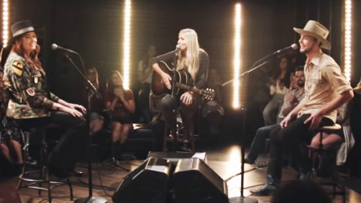 Hank Williams Jr.'s 3 Kids Sing 'Whiskey Bent & Hell Bound' & 'I Saw The Light'