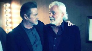 Eagles' Don Henley Details Last Interaction With Kenny Rogers – 6 Weeks Ago