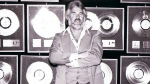 First Time In 34 Years, Kenny Rogers Hits #1 On Billboard Album Chart