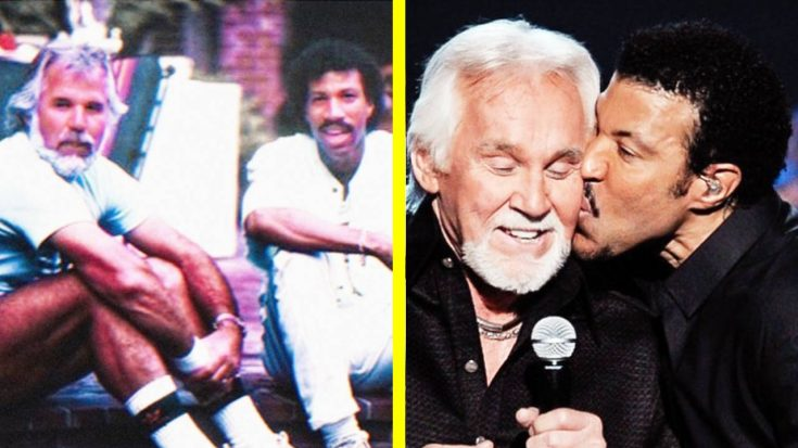 Lionel Richie Opens Up About His Lifelong Friendship With Kenny Rogers | Classic Country Music Videos