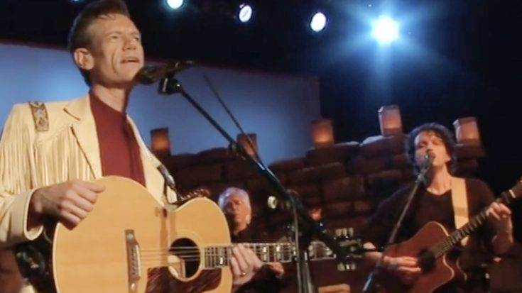 Randy Travis Mourns 'Brother' & Guitarist Robb Houston | Classic Country Music Videos
