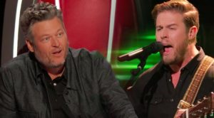 """Voice"" Singer Lands On Team Blake After Covering Pat Green's ""Wave On Wave"""