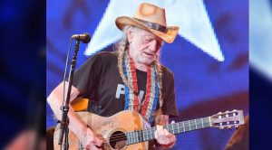 Willie Nelson 'Shed A Tear' While Singing 'Always On My Mind' At RodeoHouston
