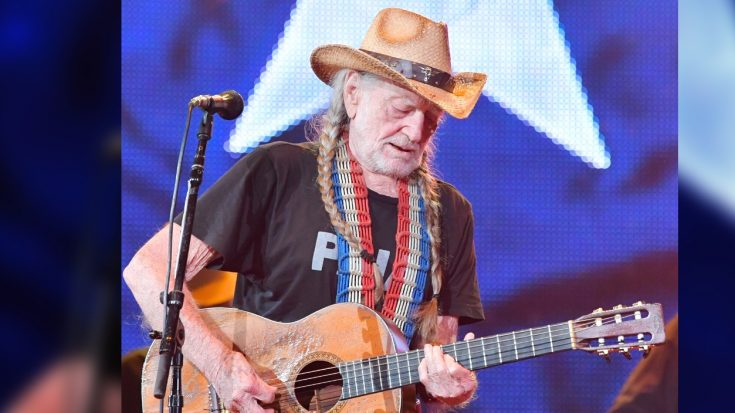 Willie Nelson 'Shed A Tear' While Singing 'Always On My Mind' At RodeoHouston | Classic Country Music Videos
