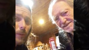 "Willie Nelson Announces Virtual ""Farm Aid"" Festival On April 11"