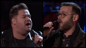 """'The Voice': Team Blake Duo Delivers """"Ghost In This House"""" Cover During Battle Round"""